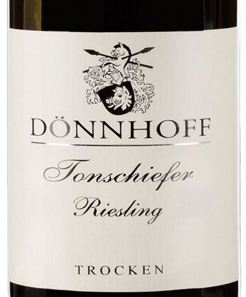 Dönnhoff Riesling Tonschiefer Trocken 2017