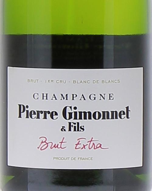 Gimonnet/Pierre Extra Brut Champagne 1er cru Blanc de Blancs NV