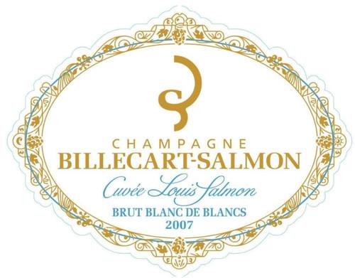 Billecart-Salmon Blanc de Blancs Brut Champagne Cuvée Louis 2007