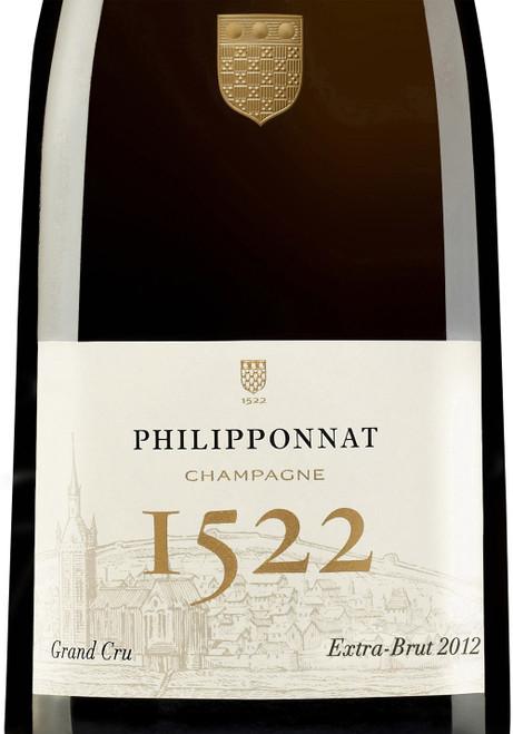 Philipponnat Extra Brut Champagne Cuvée 1522 2012 1.5L