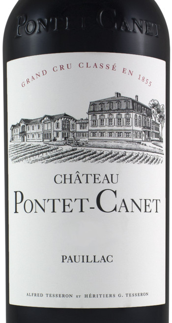 Pontet-Canet Pauillac 2015