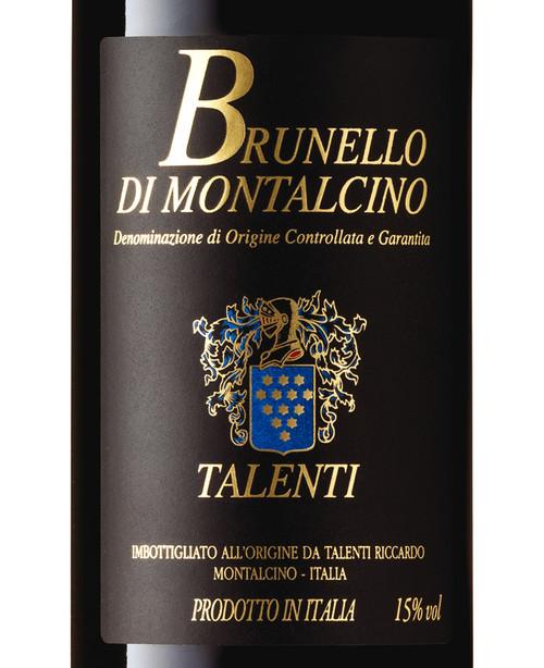 Talenti Brunello di Montalcino 2016 1.5L