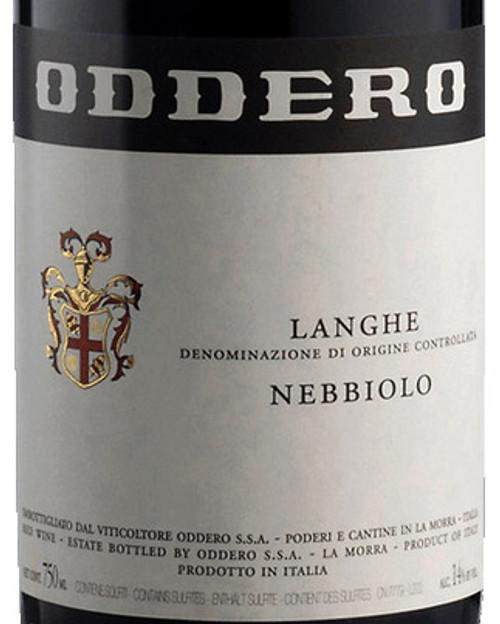 Oddero Langhe Nebbiolo 2018