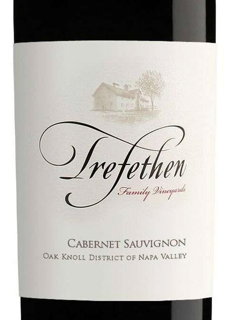Trefethen Cabernet Sauvignon Napa Valley Oak Knoll District 2017