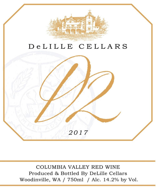 Delille Cellars D2 Red Columbia Valley 2017