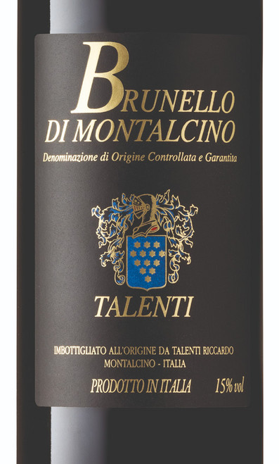 Talenti Brunello di Montalcino 2016 375ml