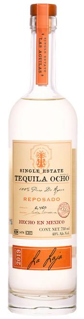 Ocho Single Estate Reposado Tequila La Laja (2019)