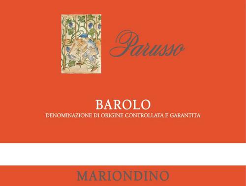 Parusso Barolo Mariondino 2015
