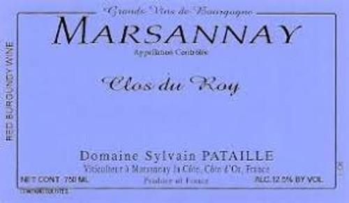 Pataille/Sylvain Marsannay Clos du Roy 2018
