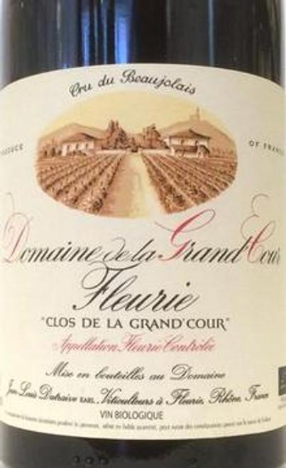 """Grand 'Cour (Dutraive) Fleurie """"Clos de la Grand Cour"""" 2018"""
