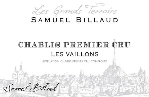 Billaud-Simon Chablis 1er cru Vaillons 2018