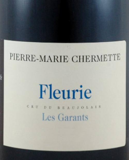 Vissoux (Chermette) Fleurie Les Garants 2019 1.5L