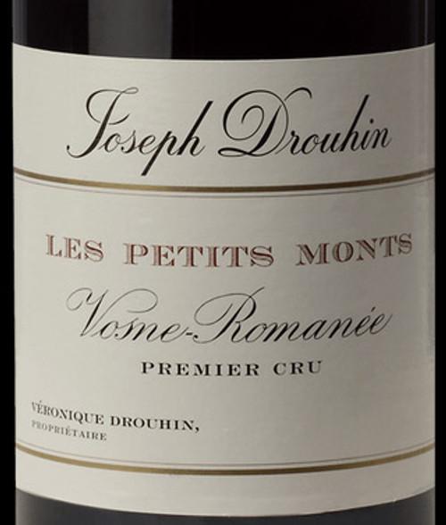 Drouhin/Joseph Vosne-Romanée 1er cru Petits Monts 2018