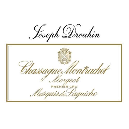 Drouhin Chassagne-Montrachet 1er cru Morgeot Marquis de Laguiche 2018 1.5L