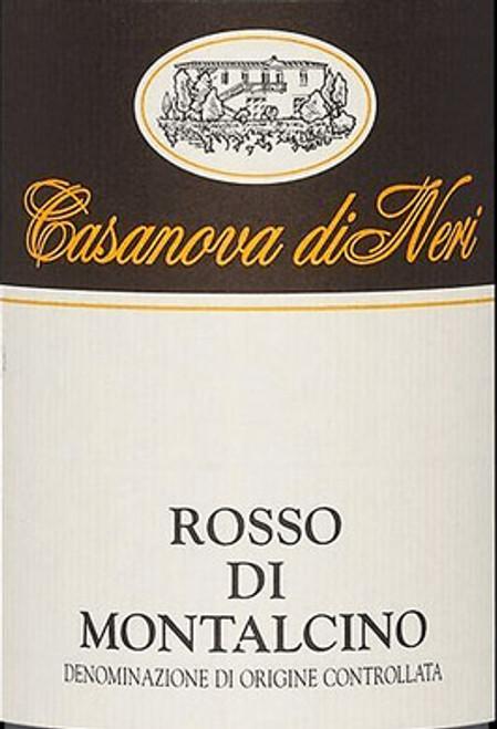 Casanova di Neri Rosso di Montalcino 2016 375ml