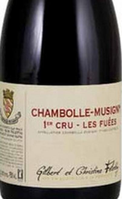 Felettig Chambolle-Musigny 1er cru Les Fuées 2017 1.5L