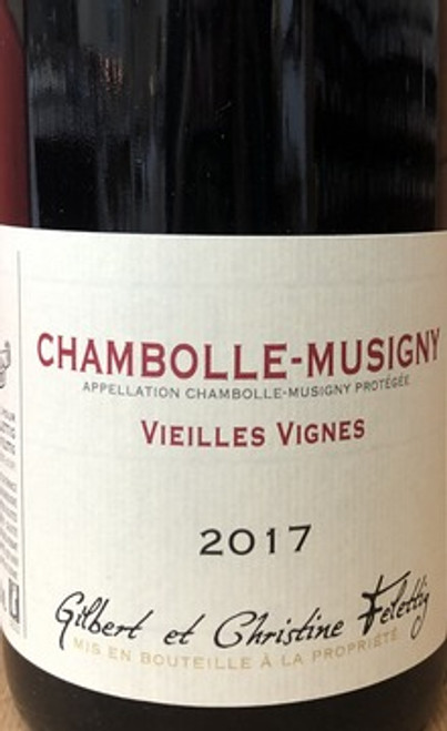 Felettig Chambolle-Musigny Vieilles Vignes 2017 1.5L