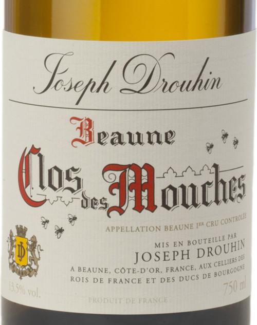 Drouhin Beaune 1er cru Clos des Mouches Blanc 2018