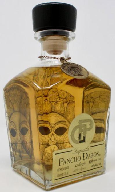 Pancho Datos Añejo Tequila