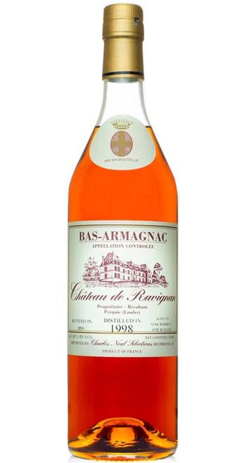 Ravignan Bas-Armagnac Vintage 1998