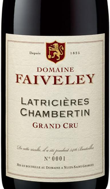 Faiveley Latricières-Chambertin 2018