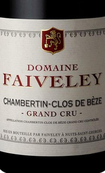 Faiveley Chambertin-Clos de Bèze 2018