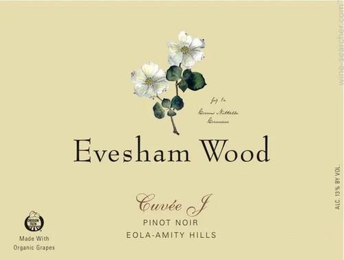 Evesham Wood Pinot Noir Eola-Amity Hills Cuvée J 2018