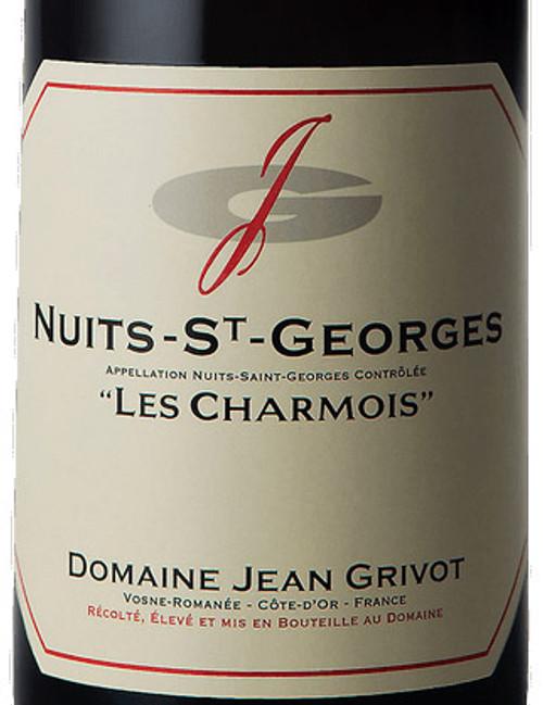 Grivot Nuits-St-Georges Les Charmois 2017