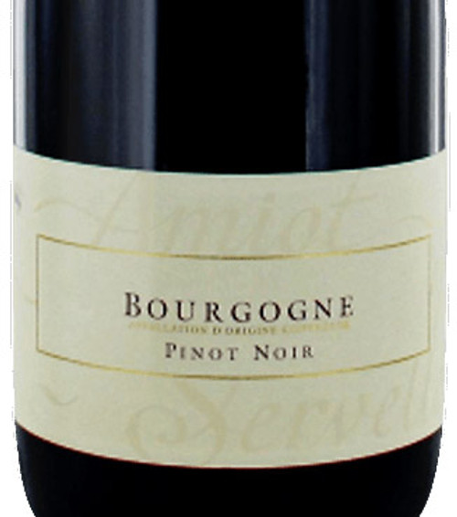 Amiot-Servelle Bourgogne Pinot Noir 2017