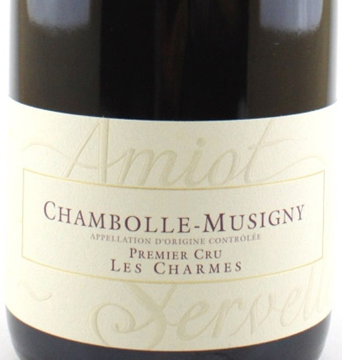 Amiot-Servelle Chambolle-Musigny 1er cru Les Charmes 2017