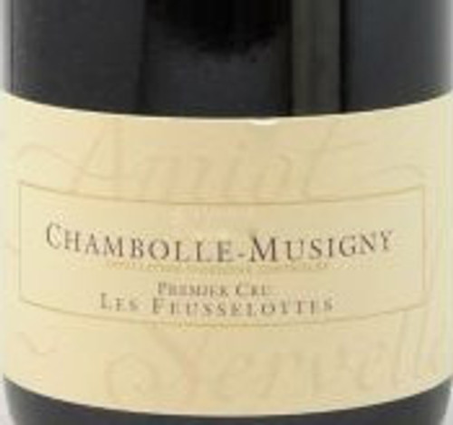 Amiot-Servelle Chambolle-Musigny 1er cru Les Feusselottes 2017