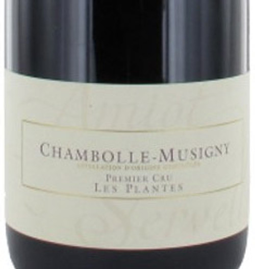 Amiot-Servelle Chambolle-Musigny 1er cru Les Plantes 2017