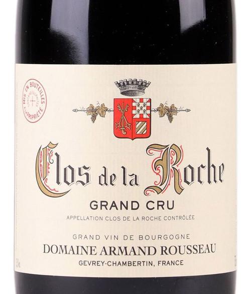 Rousseau Clos de la Roche 2017