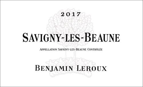 Leroux/Benjamin Savigny-lès-Beaune 2017