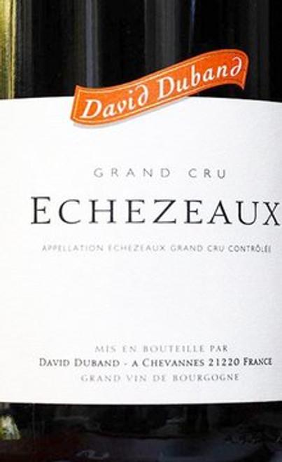Duband/David Echézeaux 2017