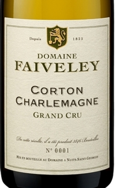 Faiveley Corton-Charlemagne 2017