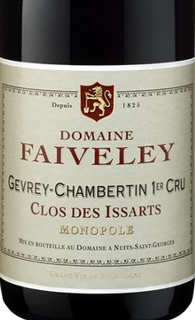 Faiveley Gevrey-Chambertin 1er cru Clos des Issarts 2017