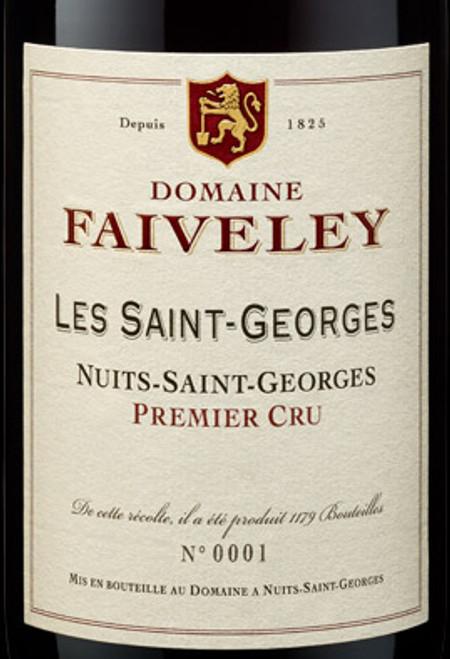 Faiveley Nuits-St-Georges 1er cru Les St-Georges 2017