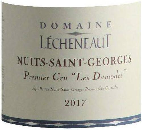 Lécheneaut Nuits-St-Georges 1er cru Damodes 2017