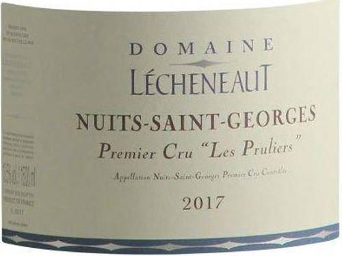 Lécheneaut Nuits-St-Georges 1er cru Pruliers 2017