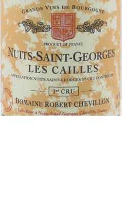 Chevillon Nuits-St-Georges 1er cru Les Cailles 2017