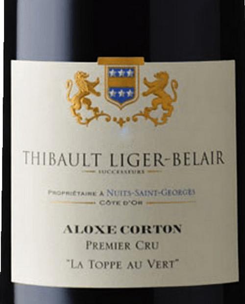 Liger-Belair/Thibault Aloxe-Corton 1er cru La Toppe au Vert 2017