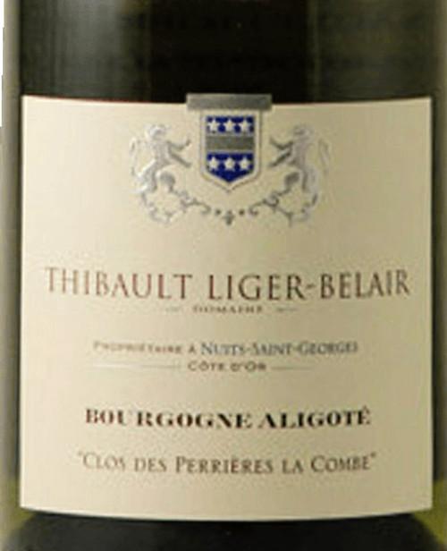 Liger-Belair/Thibault Bourgogne Aligoté Clos Perrières la Combe 2017