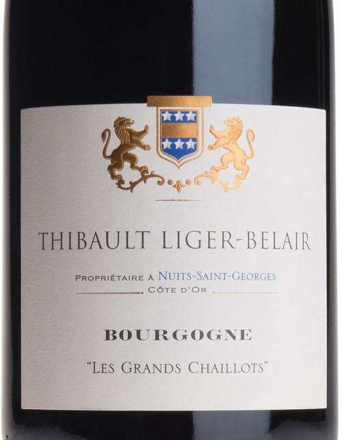 Liger-Belair/Thibault Bourgogne Rouge Les Grands Chaillots 2017