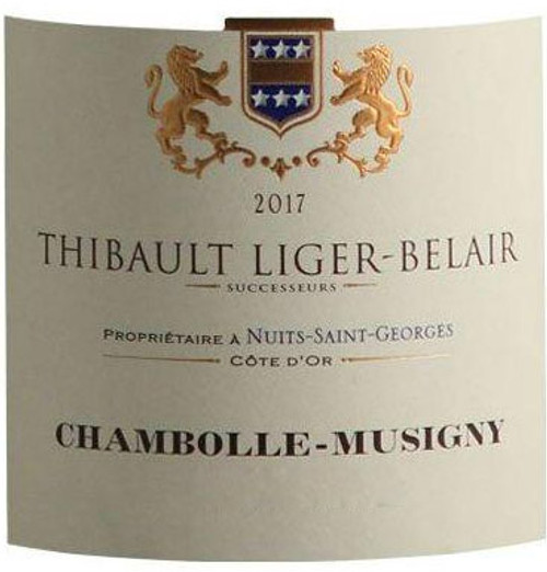 Liger-Belair/Thibault Chambolle-Musigny 2017