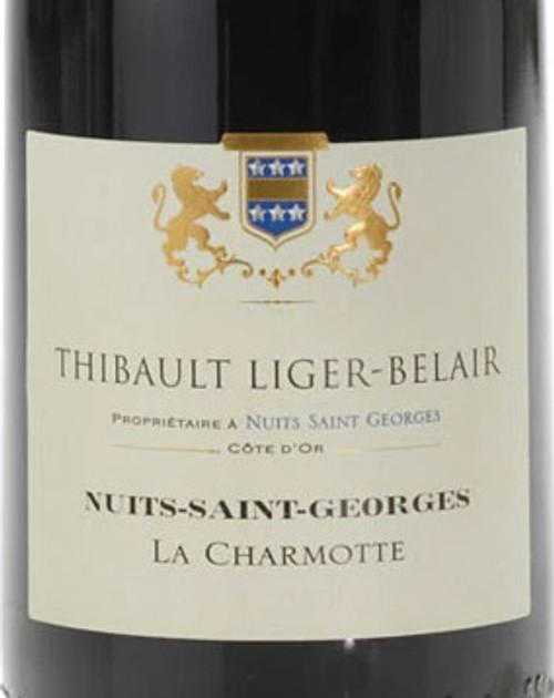 Liger-Belair/Thibault Nuits-St-Georges La Charmotte 2017