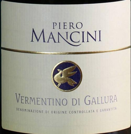 Mancini Vermentino di Gallura 2019