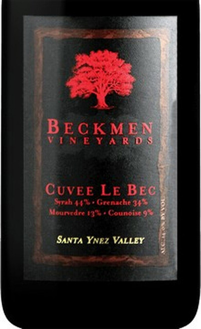 Beckmen Cuvée Le Bec Santa Ynez Valley 2019