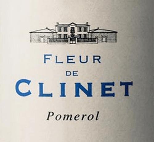 Clinet Fleur de Clinet Pomerol 2008