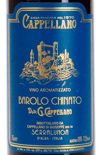 Cappellano Barolo Chinato NV